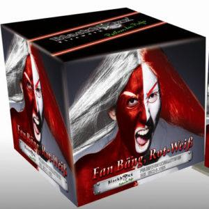 Feuerwerk kaufen München Fanbang rot