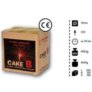 Feuerwerk kaufen München Cake B